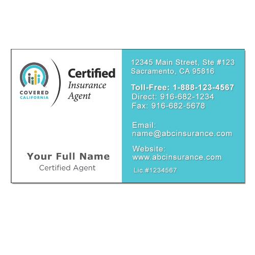 Business cards displays covered ca store covered ca standard business cards reheart Gallery