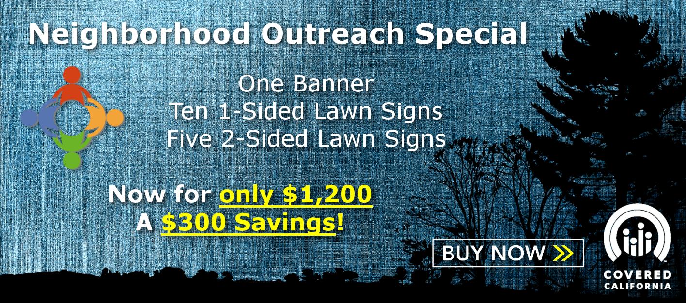 Neighborhood Outreach Special